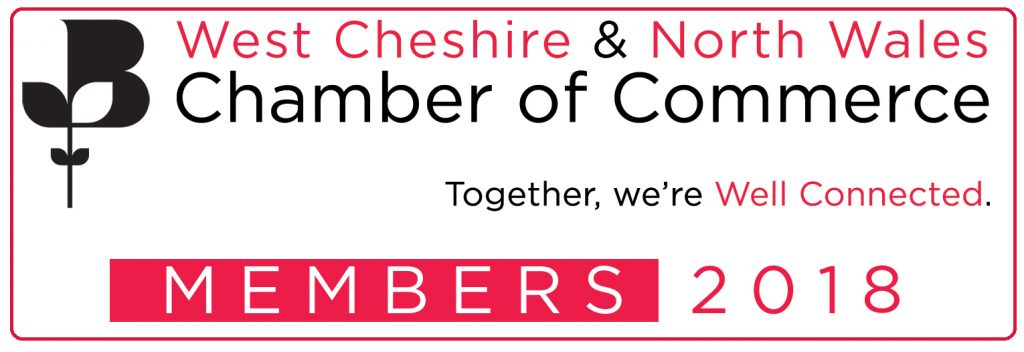 West Cheshire and North Wales Chamber of Commerce - Together, we're Well Connected - Members 2018