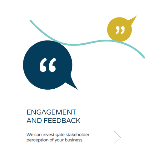 Engagement & Feedback